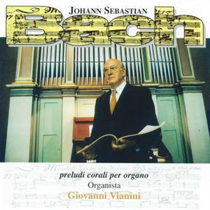 Johann Sebastian Bach: Preludi corali per organo