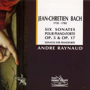 Bach : Sonates pour piano-forté, Op.5 & 17