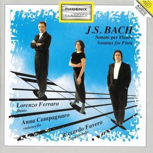 Johann Sebastian Bach : Sonate per flauto