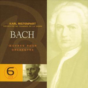 J.S. Bach: Oeuvres pour orchestre