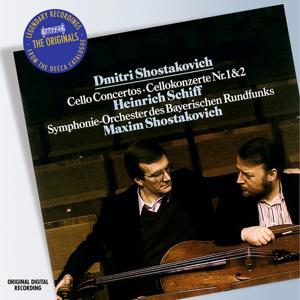 Shostakovich: Cello Concertos Nos.1 & 2