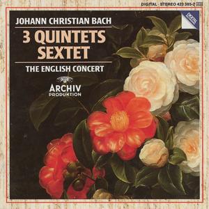 J. Chr. Bach: Quintet Op.22 No.1; Quintet Op.11 Nos. 1 & 6; Sextet Without Op. No.