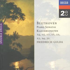 Beethoven: Piano Sonatas Nos. 14, 15, 17, 21-24 & 32
