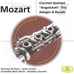 Mozart: Clarinet Quintet; Adagio & Rondo KV 617; Kegelstatt Trio