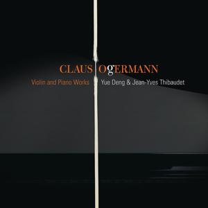 Ogerman:  Works for Violin & Piano