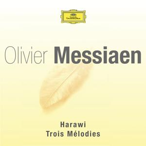 Messiaen-Harawi-3 melodies