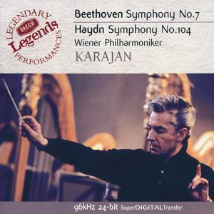Beethoven: Symphony No.7 / Haydn: Symphony No.104