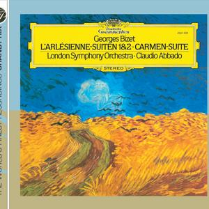 Bizet: L'Arlésienne Suites Nos.1 & 2 / Carmen Suite No.1