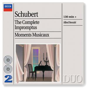 Schubert: The Complete Impromptus/Moments Musicaux