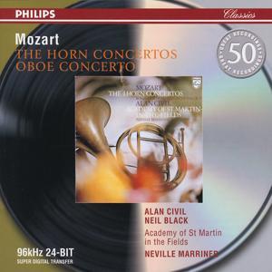 Mozart: The Horn Concertos; Oboe Concerto