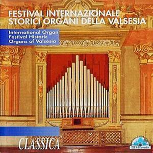 Festival internazionale storici organi della Valsesia