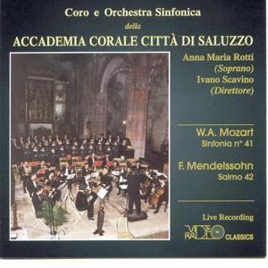 W.A. Mozart: Sinfonia n41 - F.Mendelssohn: Salmo 42