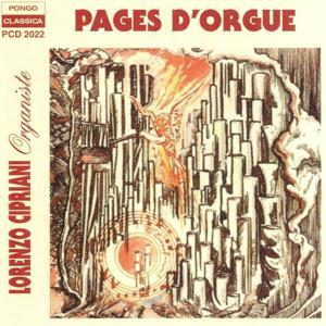 Pages d'orgue