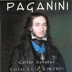 Paganini: Guitar Sonatas