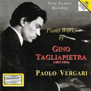Gino Tagliapietra: Piano Works