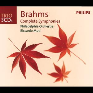 Brahms: The Symphonies & Overtures