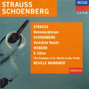 Strauss, R.: Metamorphosen / Schoenberg:Verklärte Nacht / Webern: 5 Movements