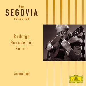 Rodrigo: Fantasia para un Gentilhombre / Ponce: Concierto del Sur / Boccherini: Guitar Concerto