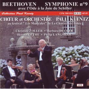 Ludwig Van Beethoven : Symphonie n9 en ré mineur, Op.125, avec l'Ode à la joie de Schiller