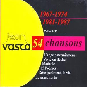 54 chansons / 1967 - 1986