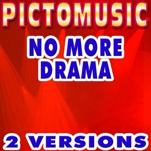 No More Drama (Karaoke Version Originally Performed By Mary J. Blige)