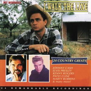 I Walk the Line (24 Country Greats)