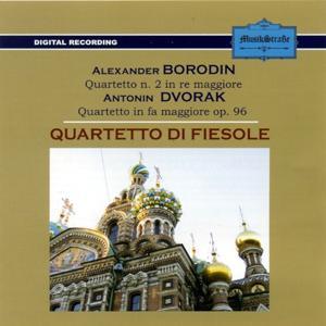 Alexander Borodin and Antonin Dvorak