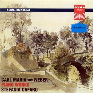 Carl Maria Von Weber : Piano Works