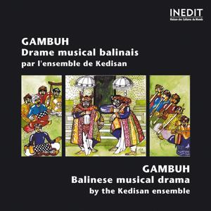 Gambuh. drame musical balinais gambuh. balinese muical drama