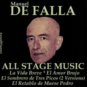 Falla Vol. 1 - All Stage Music