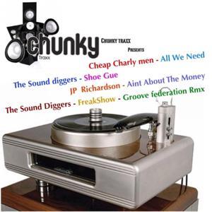 Chunky Traxx Sampler (Vol 1)