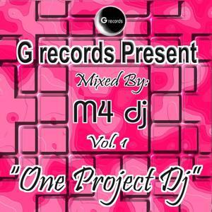 One Project DJ Mixed By M4dj, Vol. 1 (G Records Presents M4Dj)