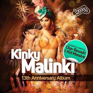 Kinky Malinki - 13th. Anniversary Album (Compiled & Mixed By Olav Basoski & Kid Massive)