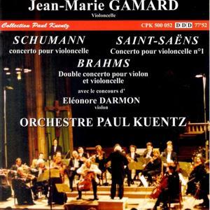Schumann, Saint-Saëns & Brahms: Concerto pour violoncelle, Op. 129