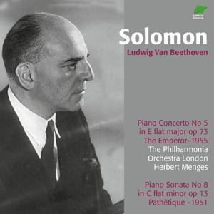 Beethoven : Piano Concerto No. 5 ''Emperor'' & Piano Sonata No. 8