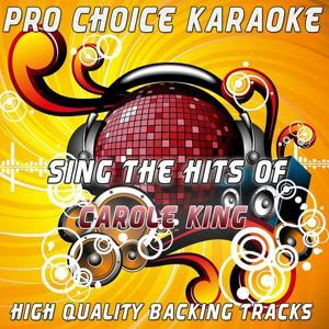 Sing the Hits of Carole King (Karaoke Version) (Originally Performed By Carole King)