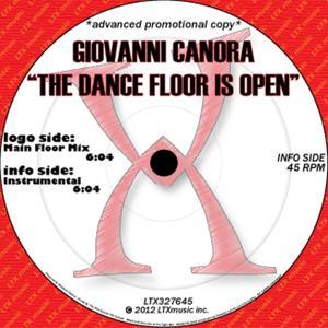 The Dance Floor Is Open