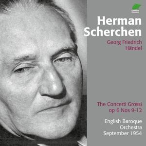 George frideric Handel: Concerti Grossi Op. 6 , No. 9 - 12