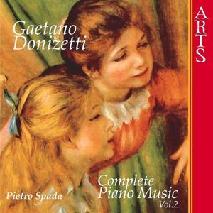 Donizetti: Complete Piano Music, Vol. 2