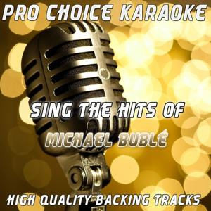 Sing the Hits of Michael Bublé (Karaoke Version) (Originally Performed By Michael Bublé)