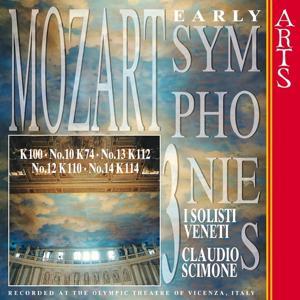 Mozart: Early Symphonies, Vol. 3