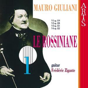 Giuliani: Le Rossiniane, Vol. 1