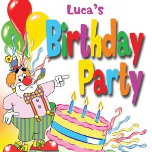 Luca's Birthday Party