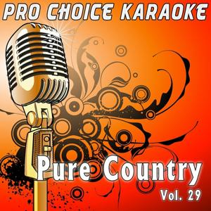 Pure Country, Vol. 29 (The Greatest Country Karaoke Hits)