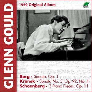 Berg, Schoenberg, Krenek (Original Album, 1959)