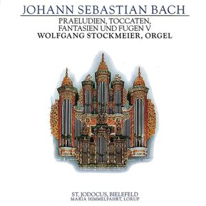 J.S. Bach: Praeludien, Toccaten, Fantasien und Fugen V