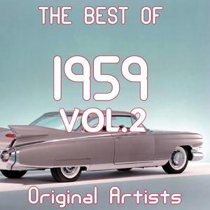 The Best Of 1959, Vol.2 (Original Artists)