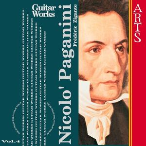 Paganini: Guitar Music, Vol. 4