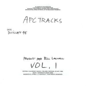 APC Tracks, Vol. 1