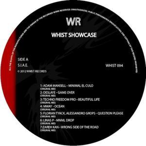 Whist Showcase